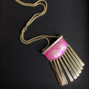 Kendra Scott Ellen Long Pendant Necklace